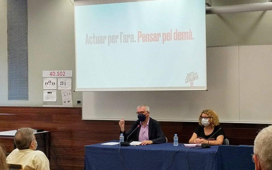 """Jornada """"Actuar per l'ara. Pensar pel demà"""" – 15 de Juliol a l'UPF de Barcelona"""